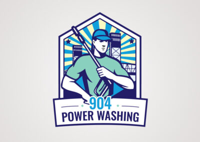 904 Powerwashing Logo