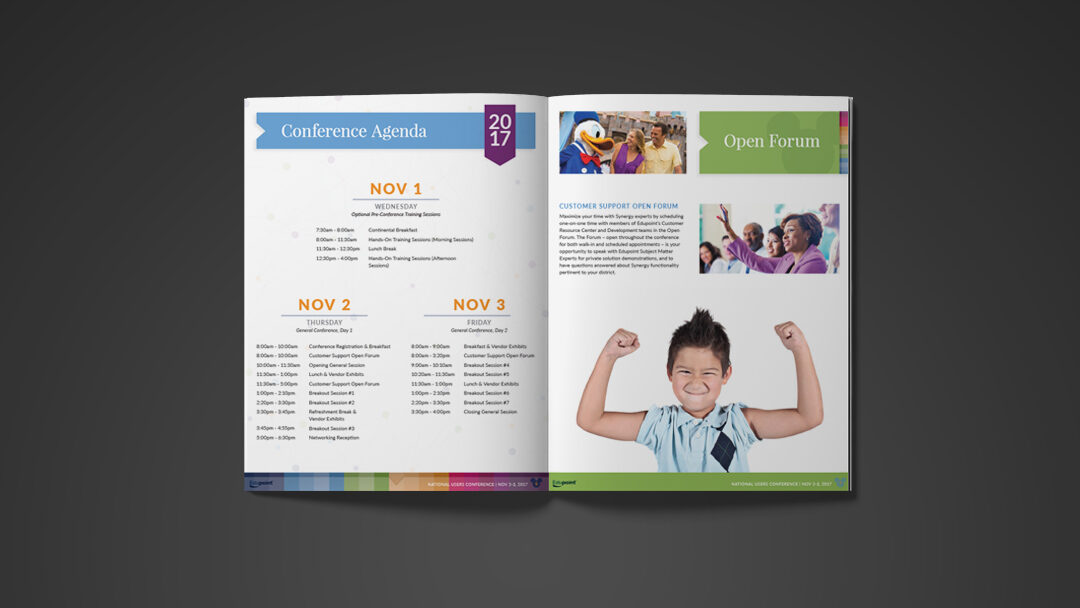 Edupoint Conference 2017 Brochure