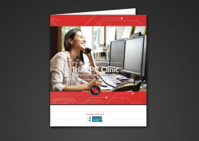 Triad PC Clinic Folder
